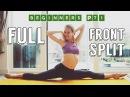 Lazy Dancer Tips - How To Do The Split ( Beginner Pt 1) | Продольный шпагат (Начальный уровень часть 1)