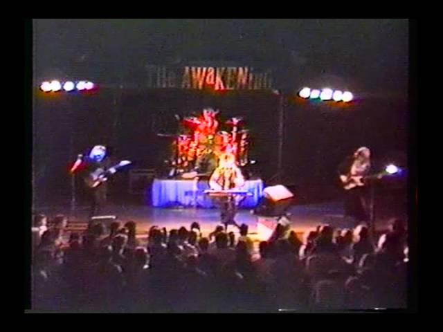 The Awakening Never Say Goodbye Rare Live 1989 Канада