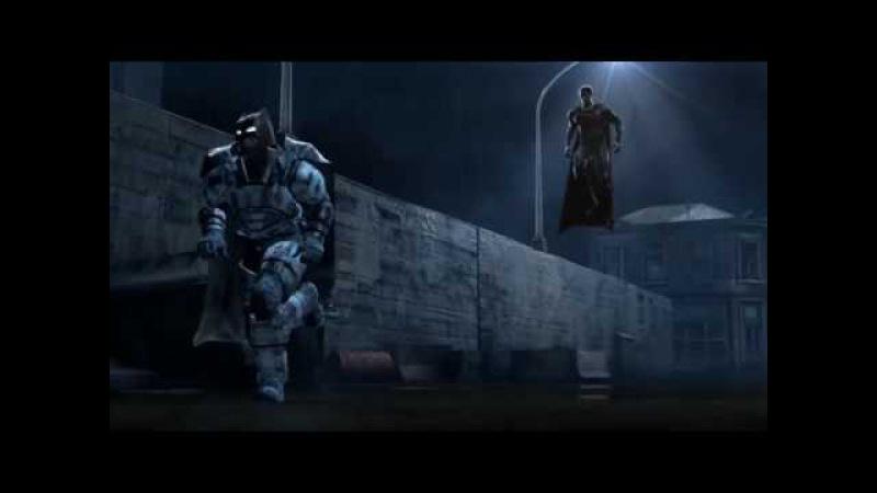 Как должен был закончиться фильм Бетмен против супермена