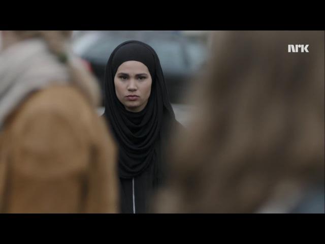 SKAM S04E08 Part 5 RUS SUB СКАМ СТЫД 4 сезон 8 серия 5 отрывок Русские субтитры