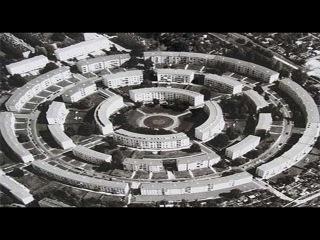 Anton SKALD - Кольцо Нибелунгов / район немецких рабочих построенный в 1932-ом.