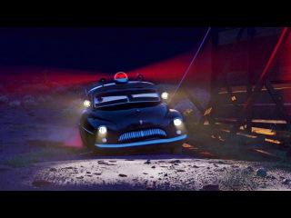 Мультфильмы про Машинки для детей. Тачки Молния Маквин Шериф в Погоне за Нарушителями мультфильмы