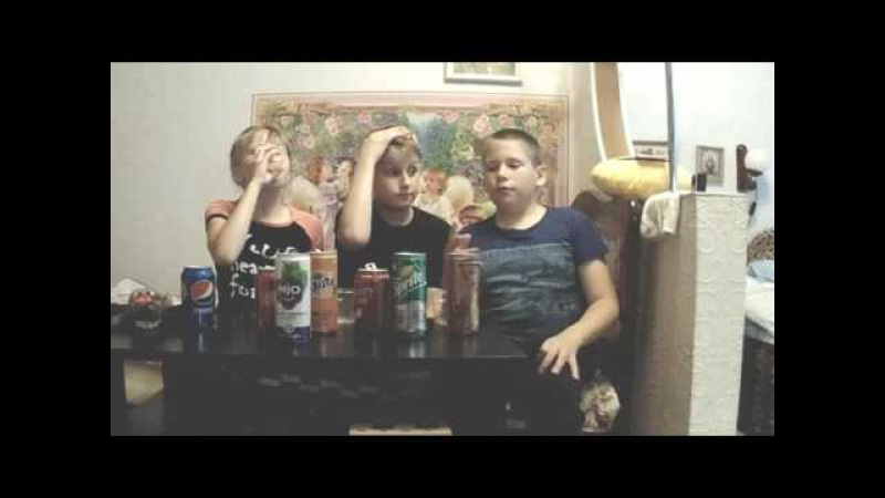 SODA Challenge-Газировка ЧЕЛЕННДЖ-СМЕШАЙ ВСЕ НАПИТКИ ЧЕЛЕНДЖ
