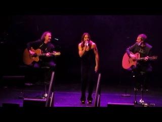 Melanie C performing