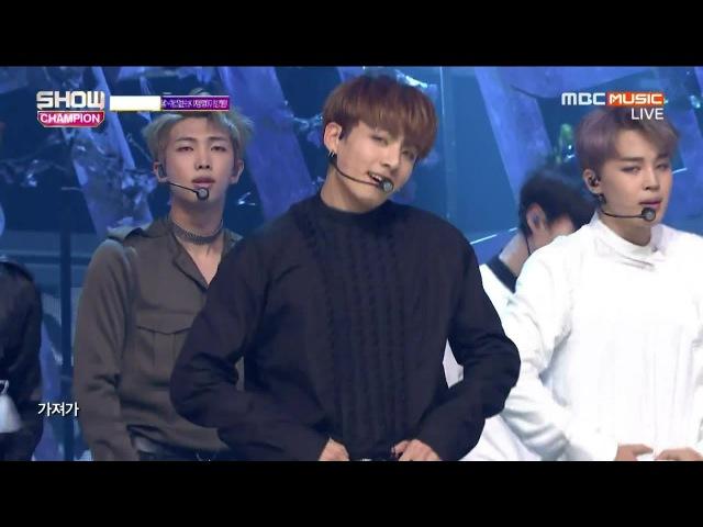 BTS - Am I Wrong 21st Century Girls Blood Sweat Tears No.1 [1080p]