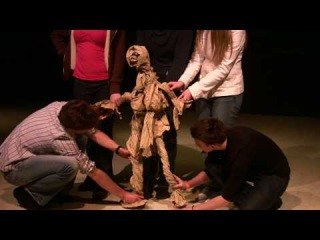 AIS Puppetry Workshop in Vienna