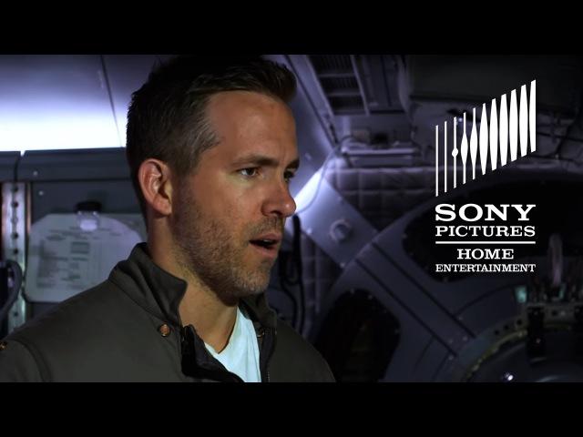 Life - Behind the Scenes with Ryan Reynolds Jake Gyllenhaal