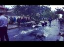 жесть слабонервным не смотреть ВАЗ 2107 дтп взрыв АНАПА