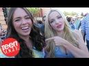 Descendants Star Dove Cameron Gets Ready with Claudia Sulewski Teen Choice Awards