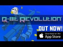 Q-Bit Revolution - Endless Arcade Action * Now Available! * Official Launch Trailer