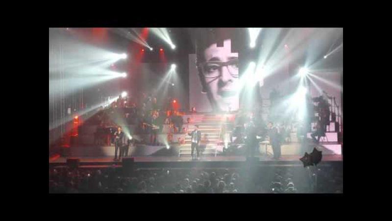 Il Volo Roseto degli Abruzzi Live Tour 2016 - Il Tuo Sguardo Manca