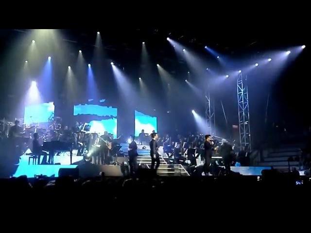 Il Volo - Volare - live Roseto 6012016