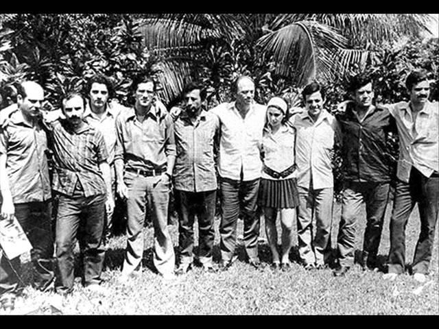 Гимн PRT-ERP (1977 г.) и «Guerrillero santiagueño» P. Carabajal (2012 г.)