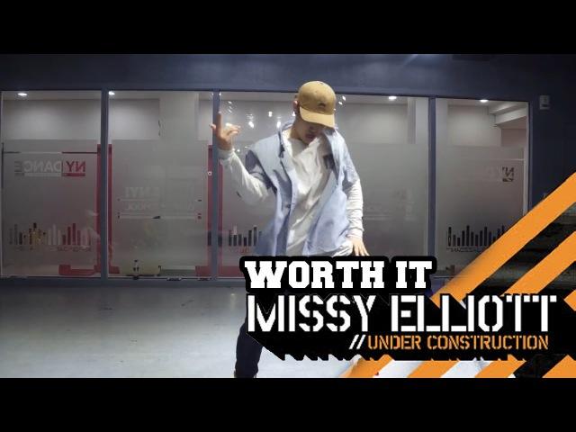 Missy Elliott - Worth it(Choreography. JayB)