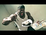 10,000 Calorie Cake (Hyphy Cake) - Cooking w Kali Muscle