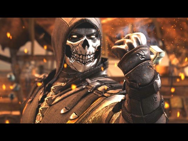 Mortal Kombat XL - Spec Ops Scorpion Costume / Skin *PC Mod*
