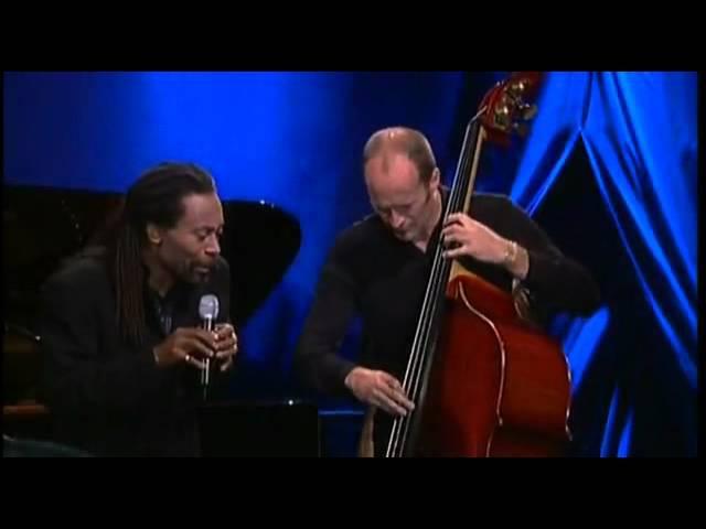 Bobby Mcferrin performance J.S. Bach - Swinging Bach - Leipzig 2000