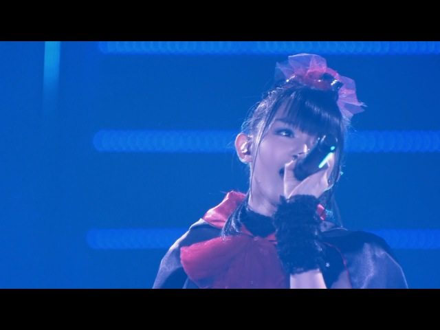 BABYMETAL - No Rain No Rainbow (Live Budokan Black Night) [HD] 2014