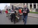 Открытие мотосезона в Москве и страшная авария на МКАД