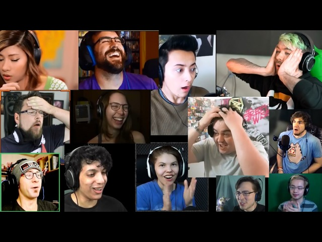 YouTube Reacts to Sally Face