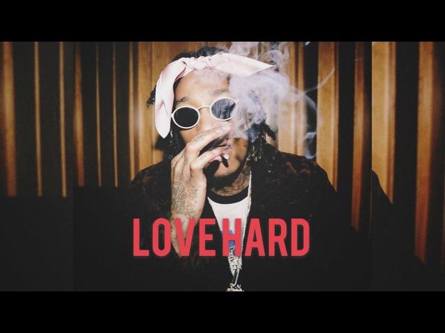 Wiz Khalifa Type Beat - Love Hard (Prod. King Mezzy)