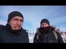 Автостопом 200км в -15c° до Рязани