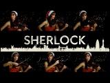 BBC Sherlock's Theme Melody (Anastasia Soina violin)