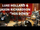 Meinl Cymbals Luke Holland Jason Richardson Hos Down