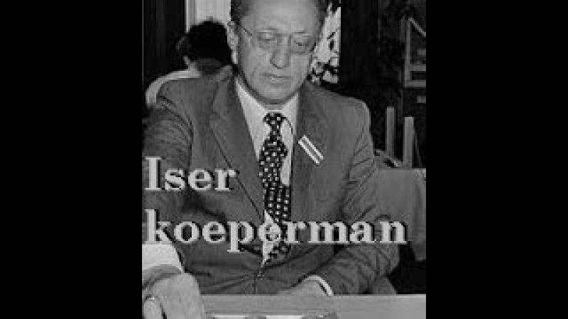 Iser Koeperman 25 victories