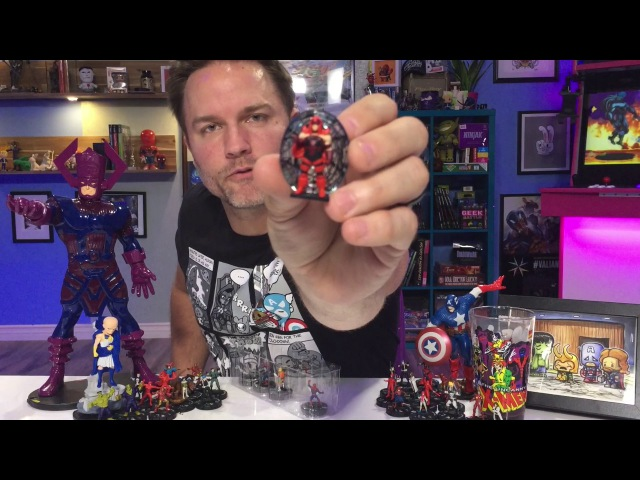 Marvel HeroClix: What If? Unboxing Part 3