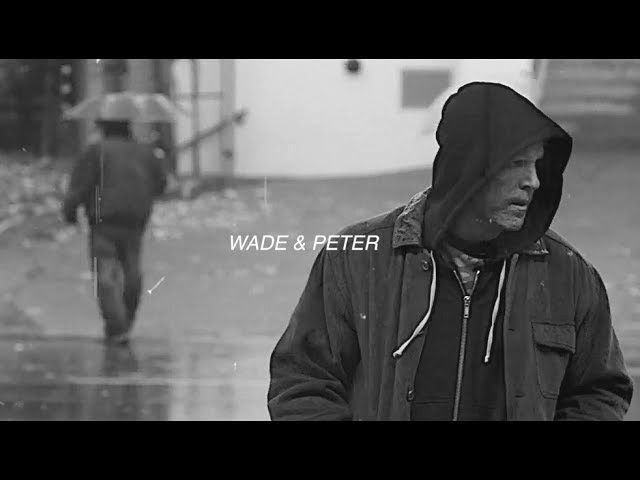 Wade peter | cry baby