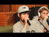 Noize MC - Фристайл в МГУ