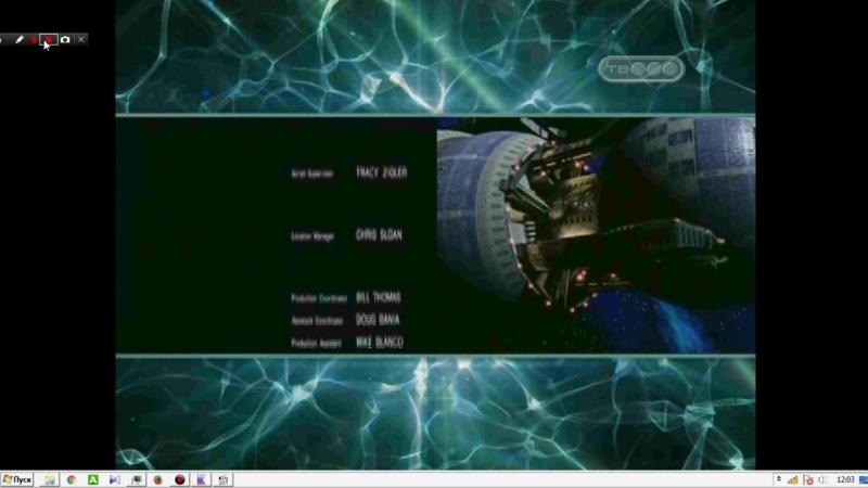 Вавилон 5 Анонс ТВ3 (03.03.2009)