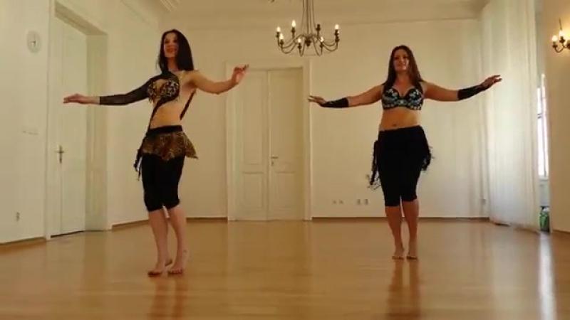 Belly dance class in Akademia Anora 7910