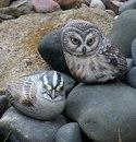 Ручная роспись камней