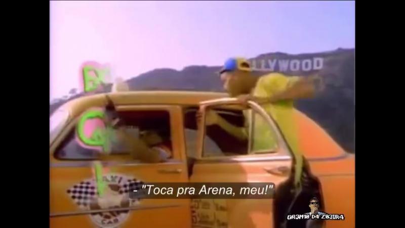 JAILL SMITH - Chegando na Arena