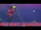 FANCAM 08.04.17 B.A.P 2017 WORLD TOUR 'PARTY BABY!' - U.S. BOOM - Нью-Йорк -Thats My Jam  + Do What I Feel