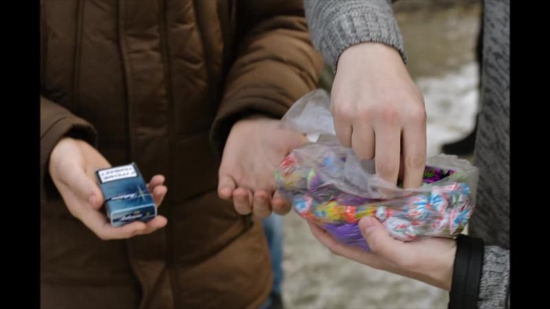 Выпуск 6. Акция «Меняем сигареты на конфеты» в рамках Международного дня отказа от курения
