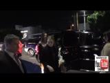 Папарацци | Эмма прибывает на вечеринку компании WME | 2017