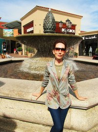 Natalia Litvinova, Costa Mesa
