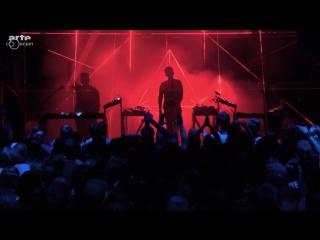Berlin Live: Moderat. ARTE Concert