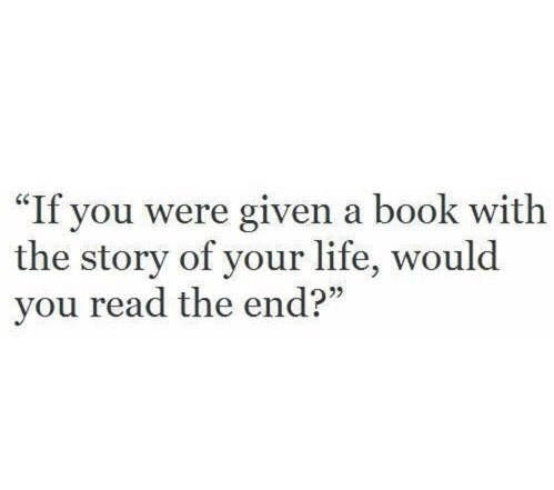 Would you?