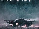 Vapenverkan mot Stridsvagn 103 / Live fire trials against the S-tank