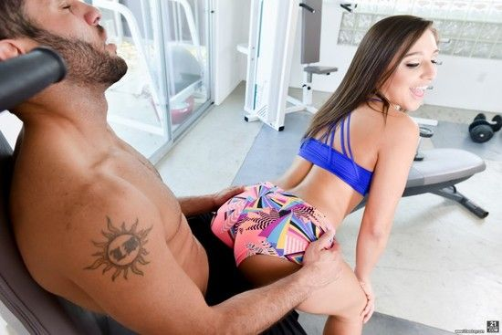 ClubSandy – Abella Danger – She Works You Out