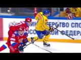 Кубок Первого канала. Швеция - Россия - 3:1