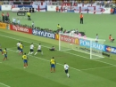 25.06.2006. Футбол. Чемпионат мира. 1/8 финала. Англия - Эквадор 1:0 (Дэвид Бекхэм)