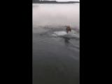 Когда в воде тебя кто то коснулся...