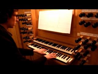 Саундтрек из Интерстеллара на церковном органе До мурашек - YouTube