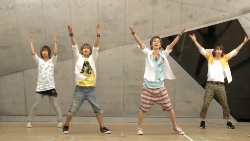 【Pokota,Kettaro,Melochin,Ry☆】『be foolish』 tried to dance. - Niconico Video (album 【Ry☆】)