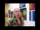 Отзыв о Картинах Виктории ПреобРАженской на Санкт Петербургской Неделе Искусс